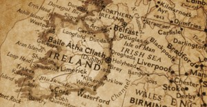 Irish-Map